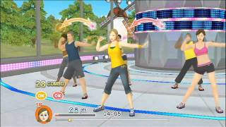 ExerBeat for the Wii™ Aerobics