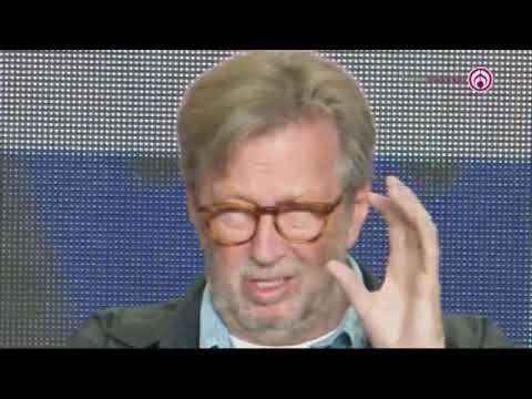 Eric Clapton anunció que no dará shows en espacios que exijan a los asistentes estar vacunados