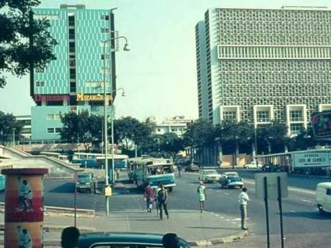 Luanda entre os anos ,1964 e 1974,com legendas para quem não conheçeu esta cidade