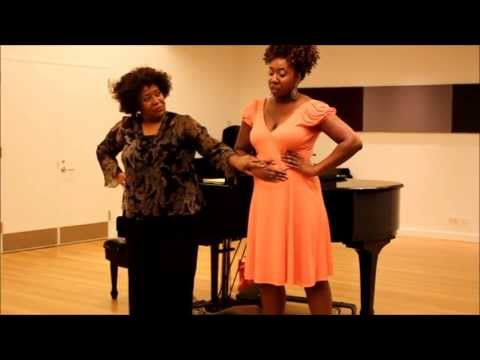 Opera Noire of New York Master Class with Priscilla Baskerville