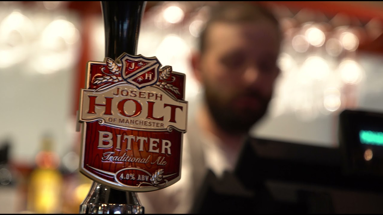 Josephs Holt's Bridgewater Exchange - Now Open At Manchester Airport's New Terminal 2
