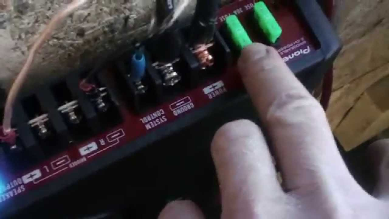 Power Light Blinking On My Amp Youtube Flickering Led Amplifier Circuit