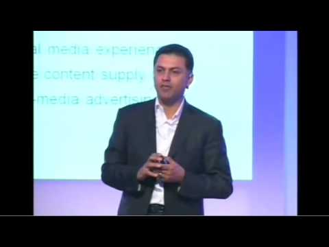 Nikesh Arora at Media Trends conference in Poland