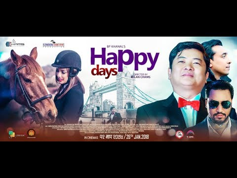 New Nepali Movie  Happy Days Official Trailer  Dayahang Rai, Priyanka Karki, Sanjay Gupta