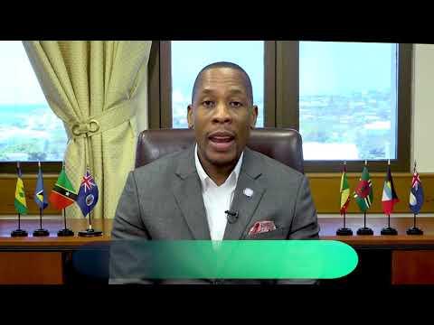 ECCB Governor Announces DCash Launch Date