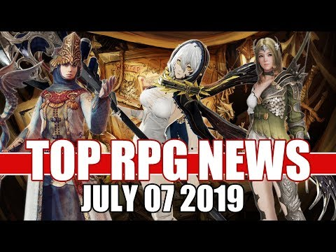 Top RPG News of the Week: July 7th (Blue Protocol, GreedFall