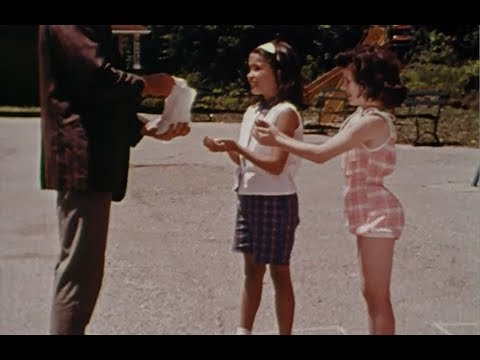"Vintage 1964 Safety Film: ""The Child Molester"""