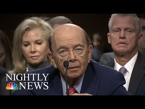 The Paradise Papers: Commerce Sec. Ross Denies Concealing Russian Business Ties | NBC Nightly News