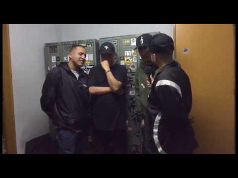 Rapper school en argentina radio doble hh entrevista