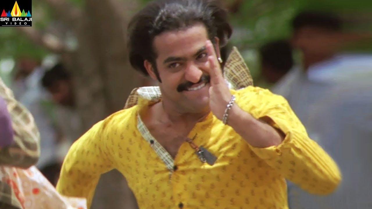 Download Yamadonga Movie Scenes | Jr NTR Intro Fight Scene | SS Rajamouli, Priyamani | Sri Balaji Video