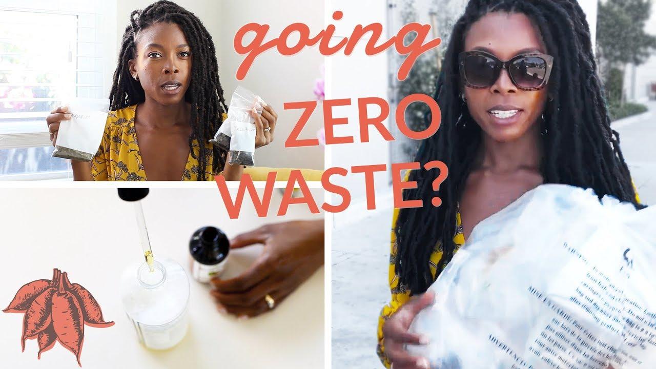 Adventures in Reducing Waste