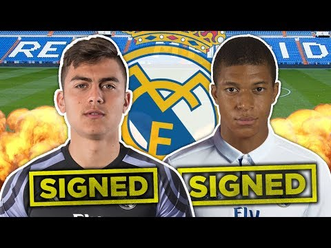 Should Real Madrid Break The Bank For Paulo Dybala & Kylian Mbappe?! | #SundayVibes