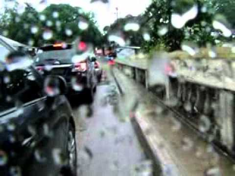 Braving Typhoon Pablo: Biking Aorund Cebu City on a Stormy Afternoon