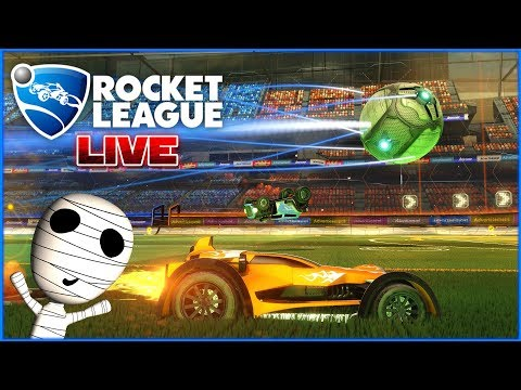 Spannende Matches mit Slow & Twicii! 🔴  Rocket League // Livestream thumbnail