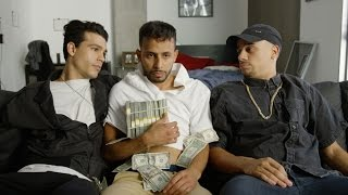 The Broke Life | Anwar Jibawi & Mister V