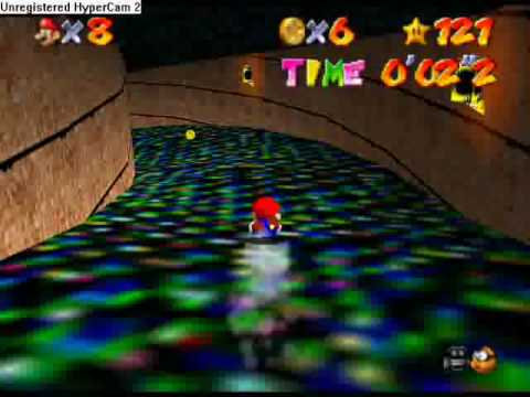 Super Mario 64 Bloopers: The Secret of the Waterfall Part 1