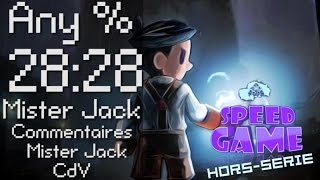Speed Game Hors-série: Teslagrad en 28:28