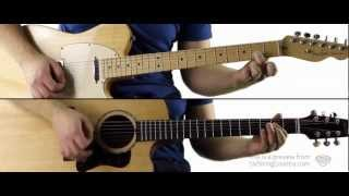Springsteen Eric Church Guitar Lesson and Tutorial