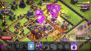 Barbarian king lv21! | Clash of Clans Greek