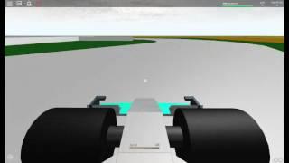 Roblox F1 Ricardo Tormo Hot Lap