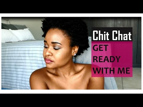 Let's Chat | JOBURG, YOUTUBE, INSECURITIES, HAIR & more