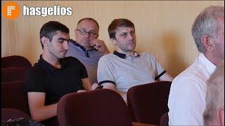 Рабочее совещание в администарции Хасавюрта
