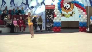 Устинова Карина, Находка, 2005, бп, РФСО Спартак, 19 09 2014