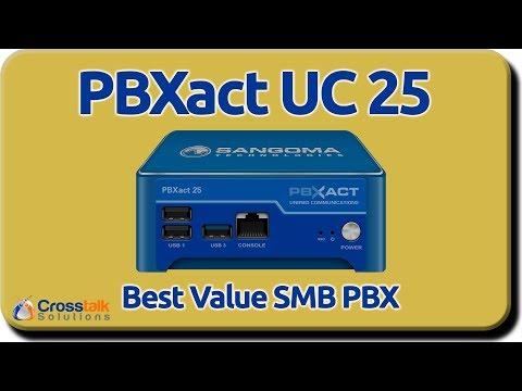 PBXact UC 25