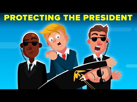 The INSANE Protection Of The President of the United States