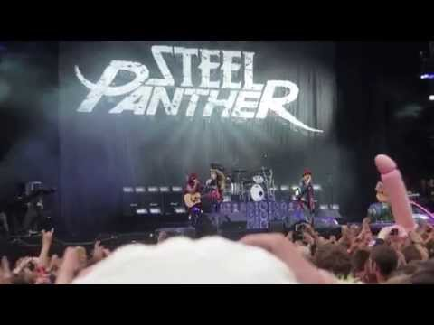 Steel Panther - Girl From Oklahoma - (Live @ Castle Donington Download 2014) - Sunday 15 06 2014