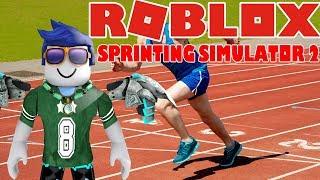 SPRINTER MEGET HURTIGT!? Sprinting Simulator 2