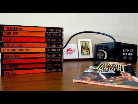 The Launch of the TurboGrafx-16 (1989) | Classic Gaming Quarterly