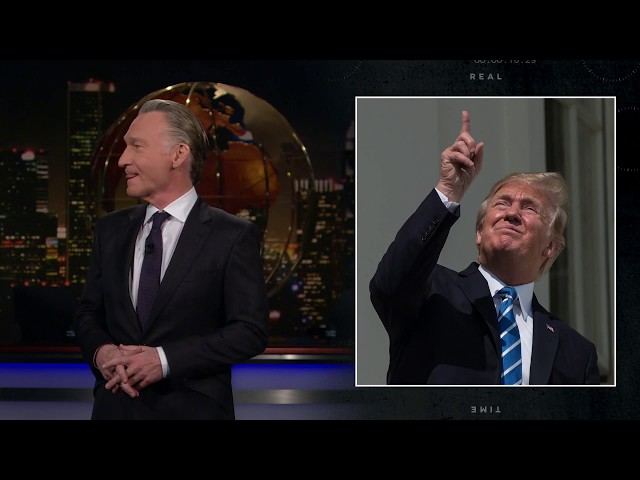 Monologue: Panic! At The Costco | Real Time with Bill Maher (HBO)