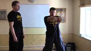 Уроки Вин Чун Ип Ман. Урок 5. Аппликации второй части Сиу Лим Тао
