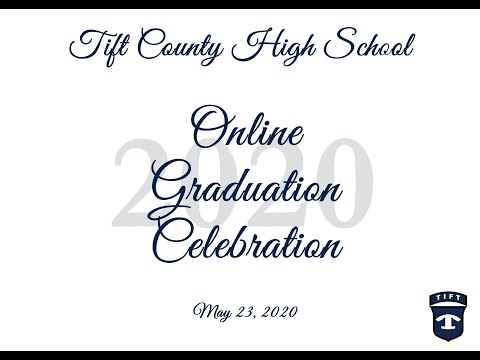 TCHS Class Of 2020 Online Graduation Celebration