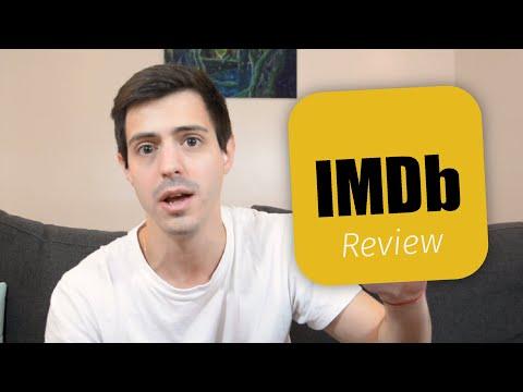 La App De IMDb Es Genial, ¿ya La Probaste?