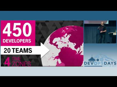 DevOpsDays Seattle 2017: Development Automation At T-Mobile by Jason Vernon & Radhika Gummadi