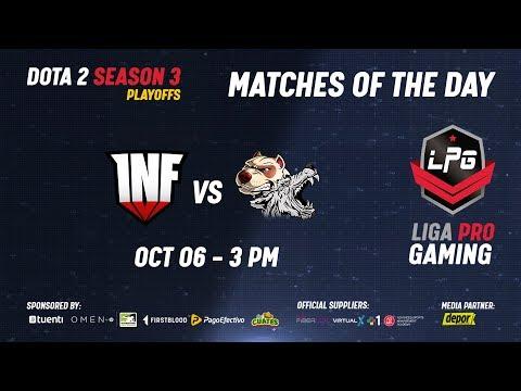 Infamous Gaming vs Luccini Dilecom | Grand Final LPG Season 3 | Pio & Mstco