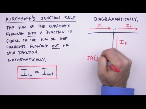Kirchhoff's Rules (Laws) - Introduction