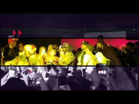 Tory Lanez Performs at OHM Hollywood ft Tpain