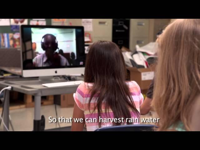 Skype in the classroom – Tony Bates