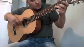 Уроки гитары.К Элизе.2 часть