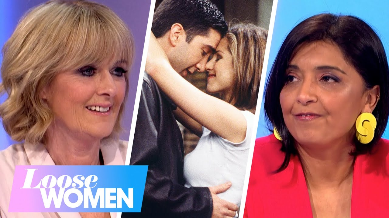 Download Sunetra Sarker Married A Friend She Hadn't Seen In 18 Years & Relates To Ross & Rachel   Loose Women