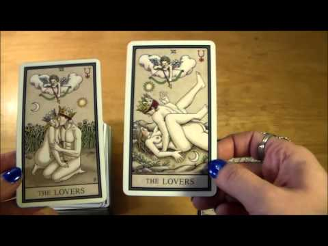 The Alchemical Tarot Renewed 4th Ed. (Deck Review)