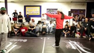 Godson & Dickson vs THE Twins | Hiphop & Popping Battle | Rain Spring Jam 2017