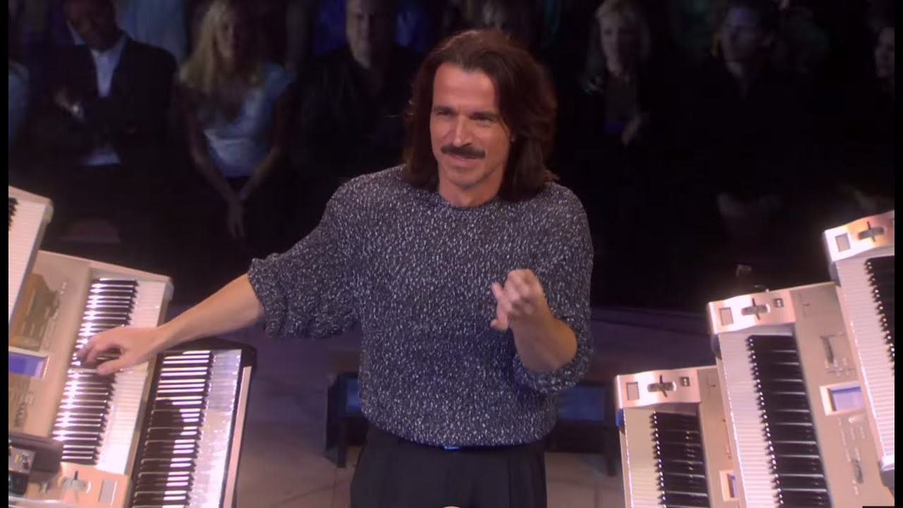 2009 YANNI TÉLÉCHARGER VIDEO