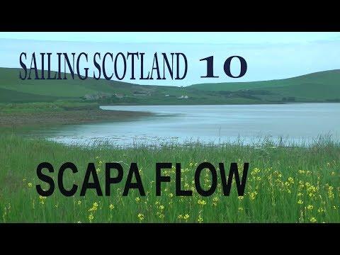 KeepTurningLeft Season 8 part 10 Longhope,Hoy, Scapa, Stromness to Kirkwall