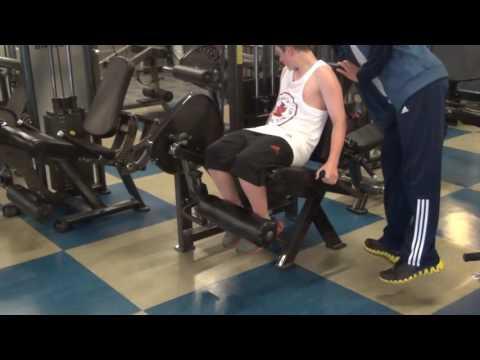 Dany au Flex Gym de Lasalle