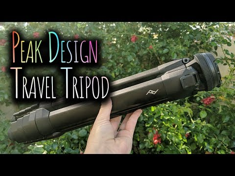 Peak Design Travel Tripod Is Not Perfect, And Here's Why...