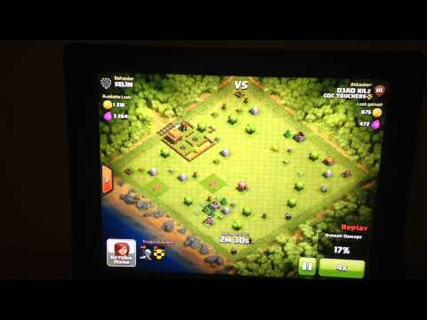 Clash of Clans - WORST DEFENSE EVER!!!
